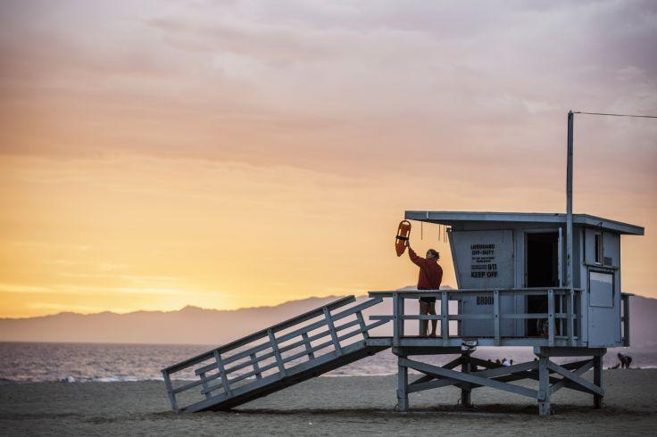 Venice Beach - Los Angeles - Californie - Etats-Unis