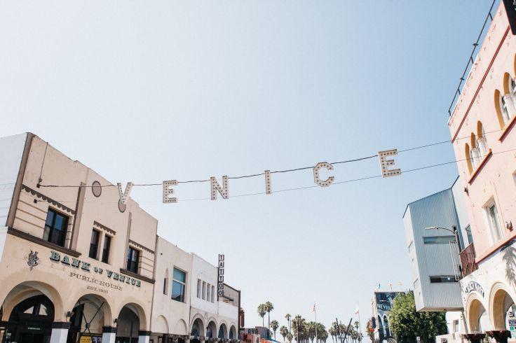 Venice Beach - Los Angeles - Etats-Unis