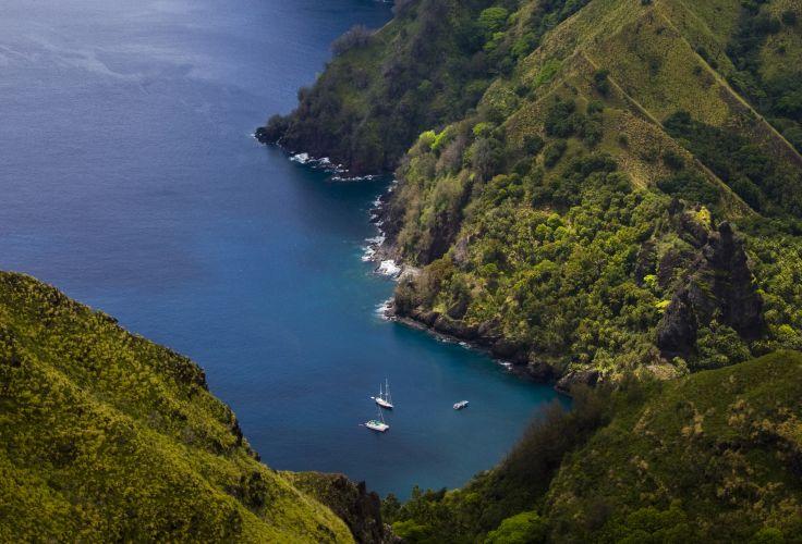 Croisière à bord de l'Aranui 5 - Polynésie
