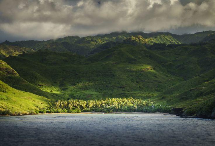Hiva Oa - Iles marquises - Polynésie