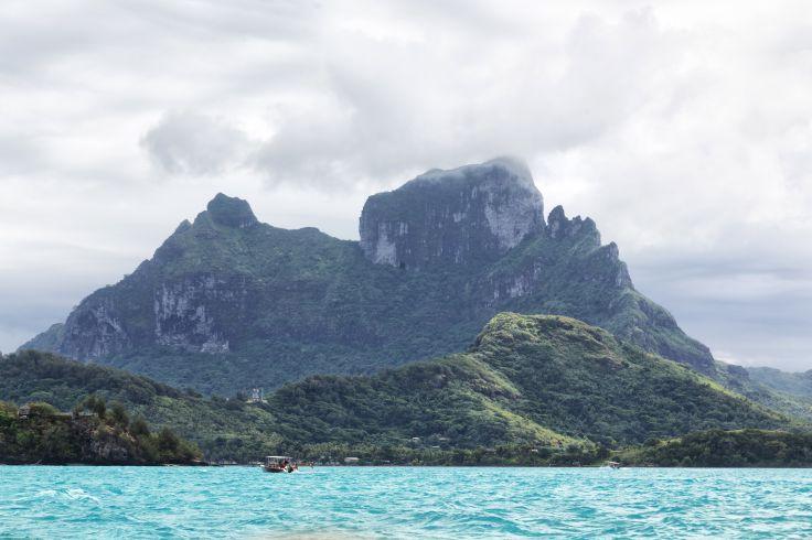 Bora-Bora - Polynésie
