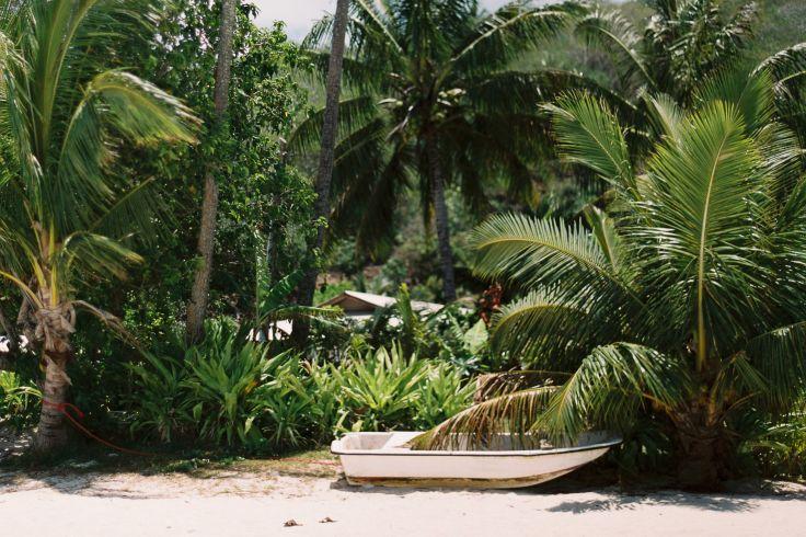 Matira Beach - Bora Bora - Polynésie