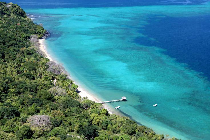Le mont Choungi – Mayotte