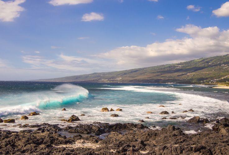 Pointe au Sel - St Leu - Réunion