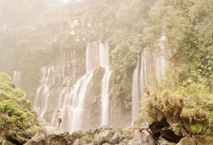 Cascade de Grand Galet - Saint-Joseph - La Réunion