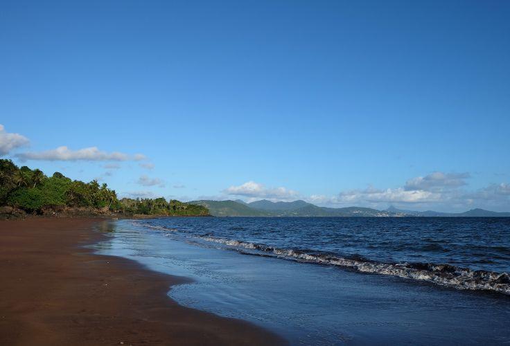 Plage à Mayotte