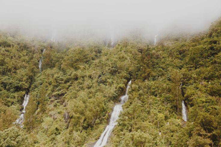 Voile de la Mariée - Salazie - Réunion