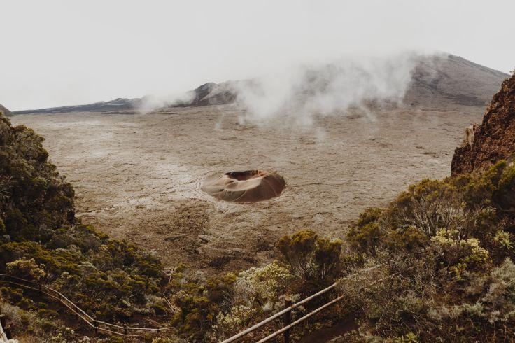 Formica Leo - Piton de la Fournaise - Réunion