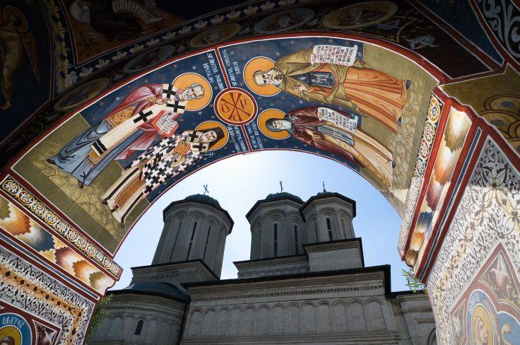 Monastère de Radu Voda - Bucarest - Roumanie