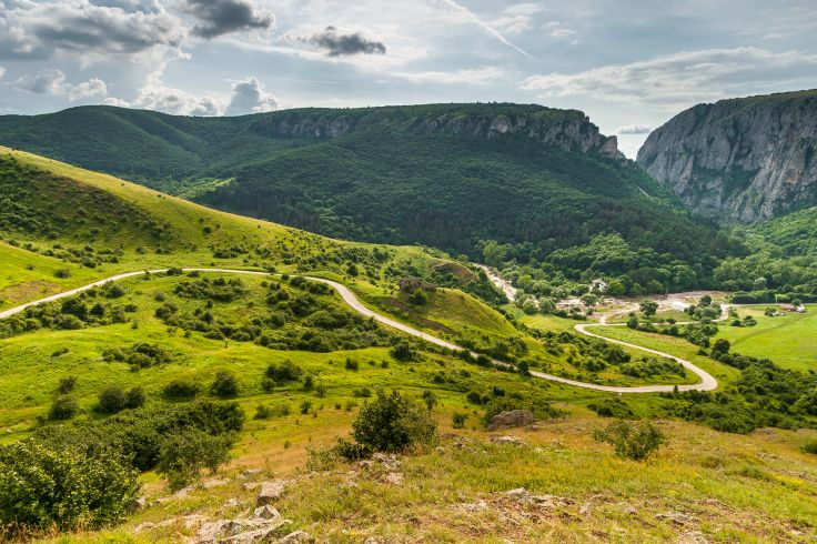 Cheile Turzii - Transylvanie - Roumanie