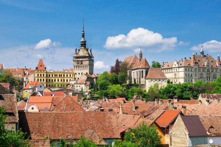 Sighisoara - Transylvanie - Roumanie