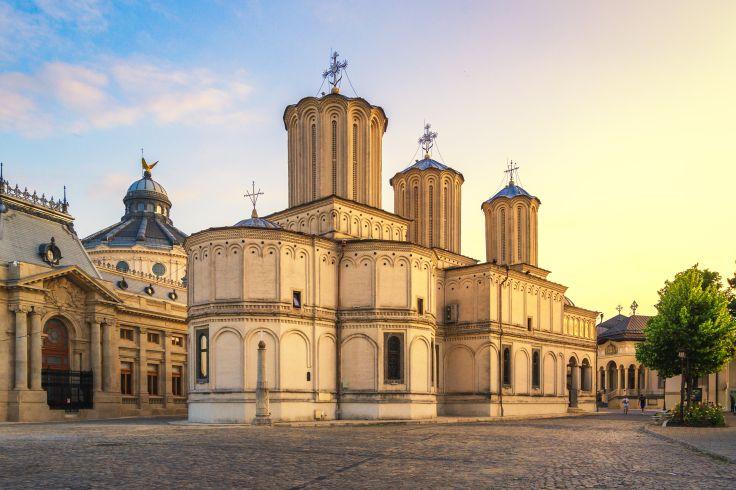 Cathédrale Patriarcale - Bucarest - Roumanie