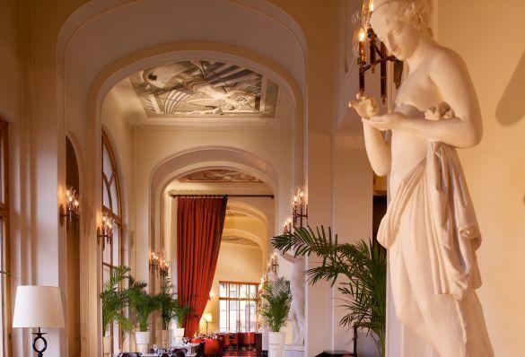 Hotel d'Angleterre - St Pétersbourg - Russie