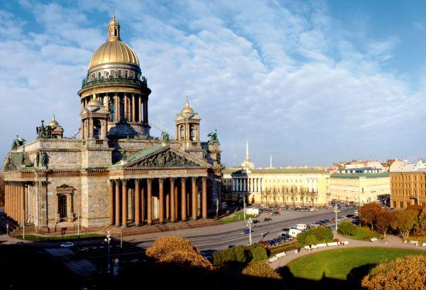Séjour en Russie : Hotel Angleterre - Saint-Pétersbourg dans l'âme d'un palace