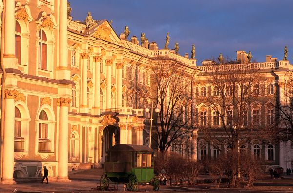 Séjour en Russie : Nouvel-An à Saint-Pétersbourg