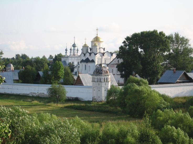 Sur Mesure en Russie : De Moscou à l'Anneau d'Or - Itinéraire en liberté