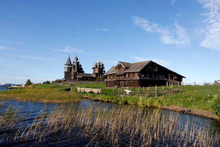 Volga Dream - Ile de Kiji - Russie