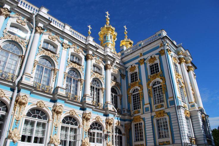 De Moscou à Saint-Pétersbourg - Version luxe