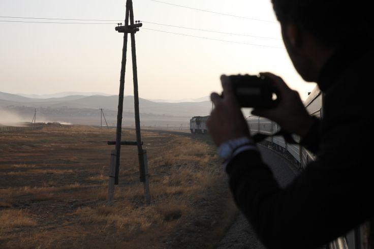 Transsibérien - Un train mythique de Moscou à Pékin