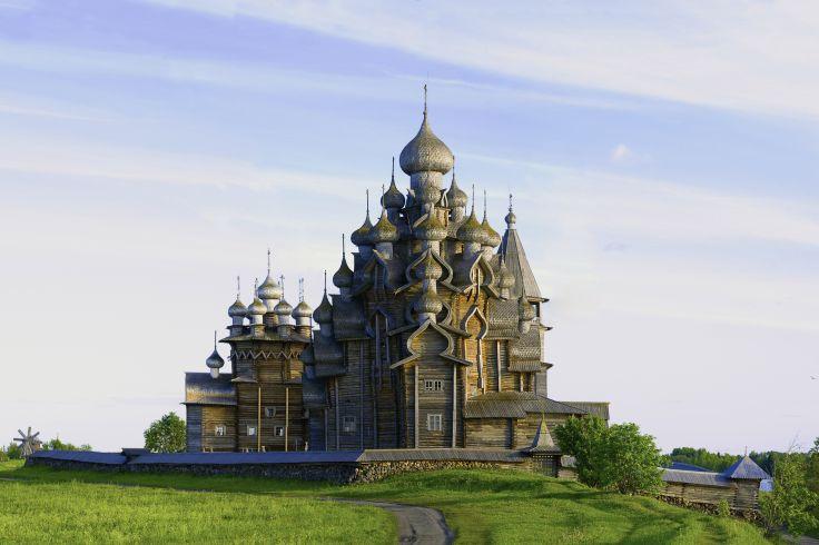 Kizhi Pogost - Ile de Kiji - Carélie - Russie