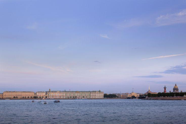 Croisière chic - De Moscou à Saint-Pétersbourg au fil de la Volga
