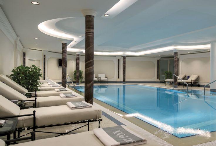 Hotel Baltschug Kempinsky - Moscou - Russie