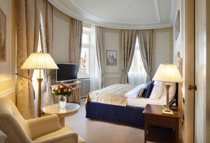 Hotel Baltschug Kempinsky (Kremlin suite) - Moscou - Russie