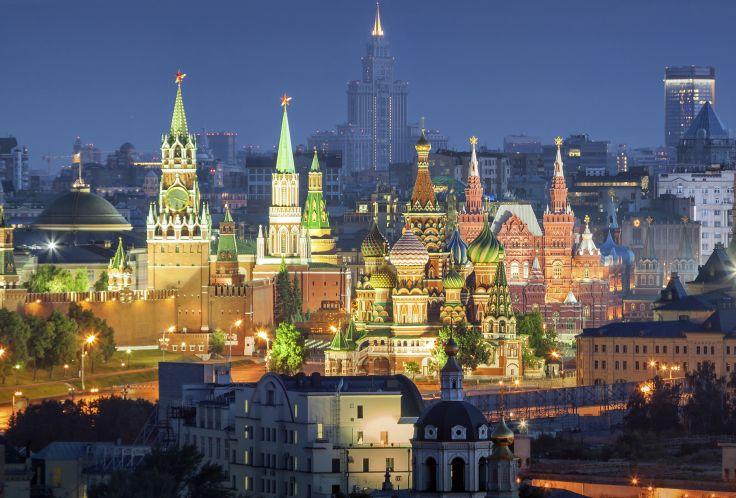 Moscou - Echappée luxe dans un hôtel d'exception