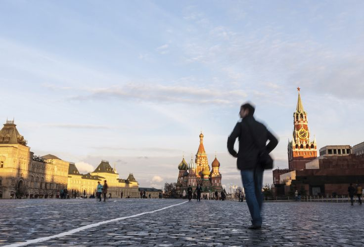 Moscou et les cités princières - Voyage au cœur de la Russie
