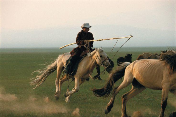 Désert de Gobi - Mongolie-intérieure - Chine