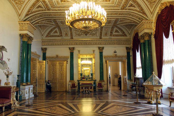 Musée de l'Ermitage - St Pertersbourg - Russie
