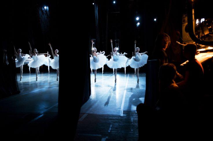 Théâtre Mariinsky - Saint-Pétersbourg - Russie
