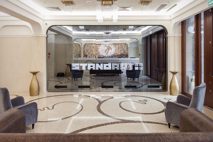 StandArt Hotel - Saint-Pétersbourg - Russie