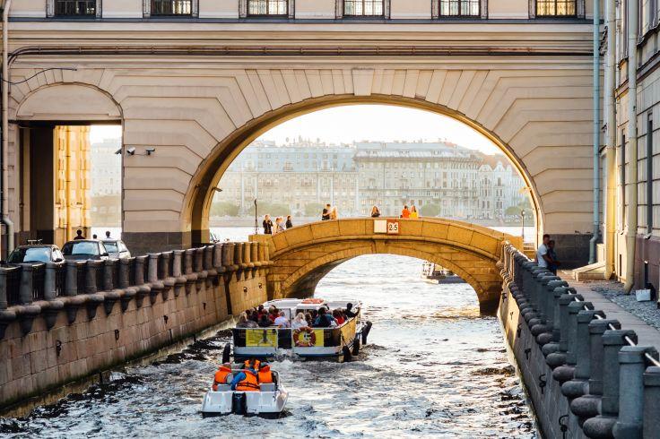 Flânerie impériale - Quelques jours à Saint-Pétersbourg