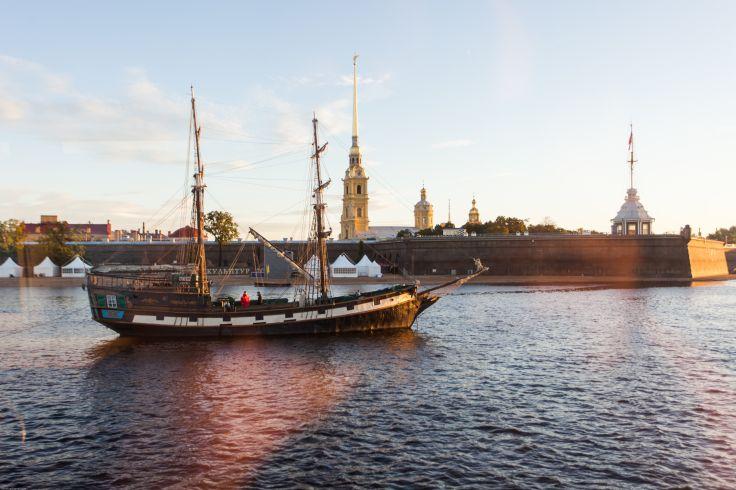 Forteresse Pierre-et-Paul - Saint-Pétersbourg - Russie