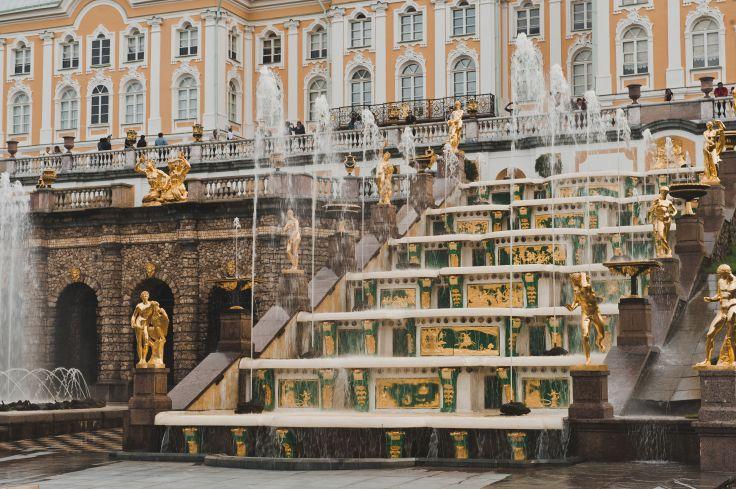 Peterhof - Russie