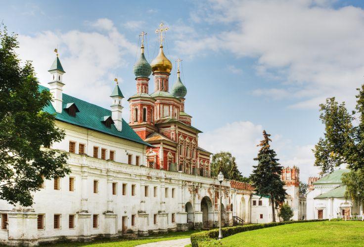 Monastère de Novodevitchi - Moscou - Russie