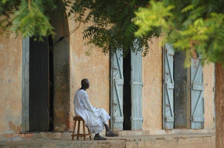 Croisière sur le fleuve Sénégal - A bord du Bou el Mogdad