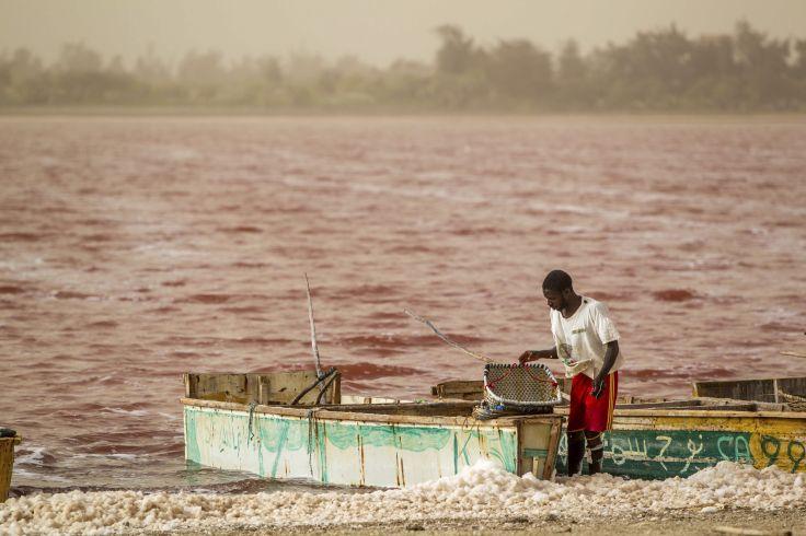 Lac Rose - Sénégal