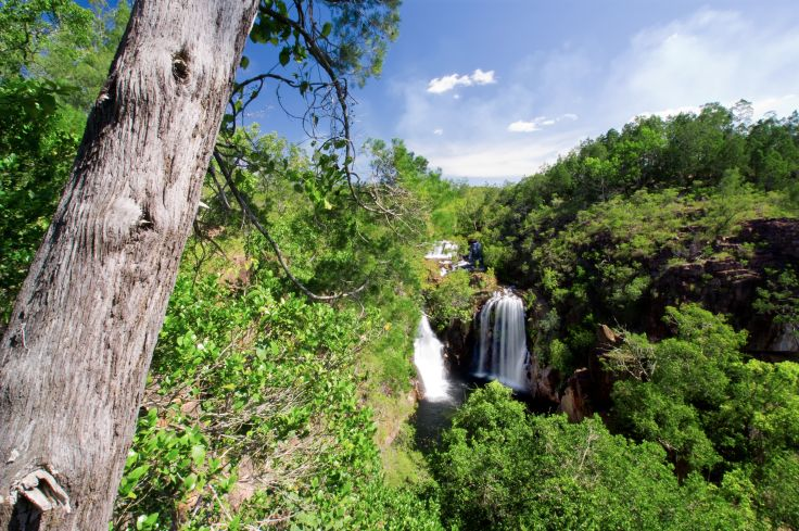 Florence Falls - Parc National Litchfield - Australie