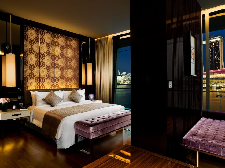The Fullerton Bay Hotel (Anderson Suite) - Singapour