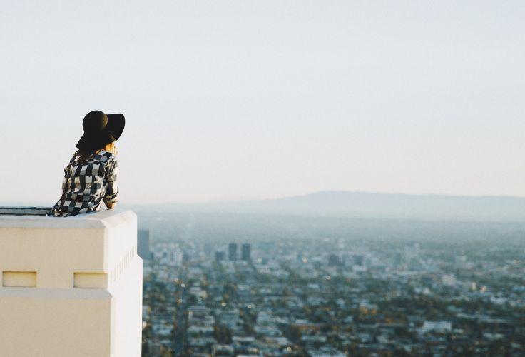 Observatoire Griffith - Los Angeles - Californie - Etats-Unis