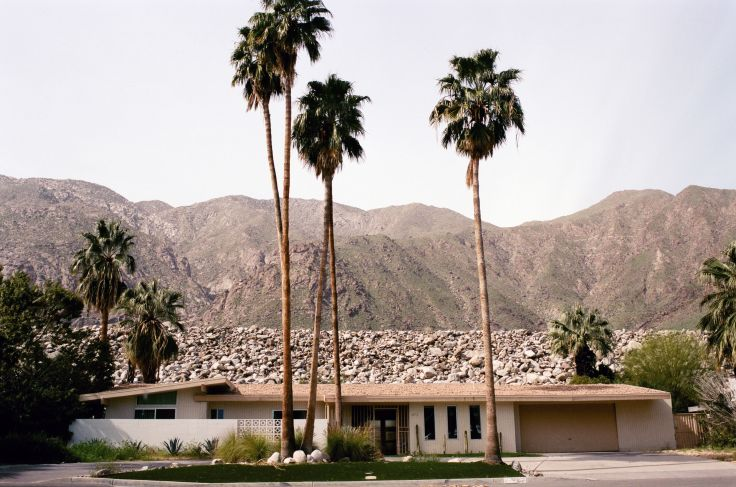 Palm Springs - Californie - Etats-Unis