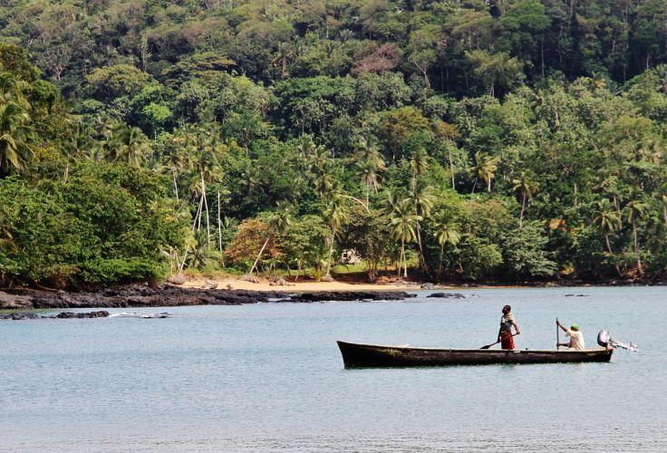 Ribeira Fria - Sao Tomé