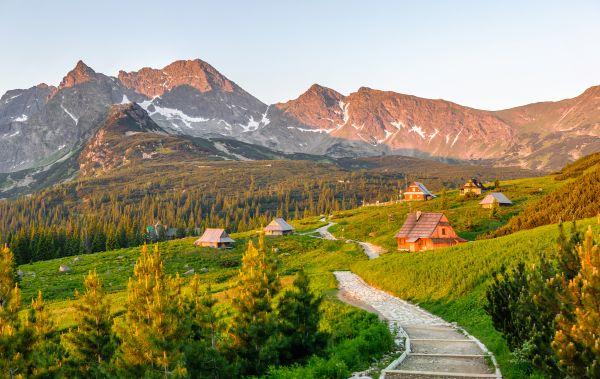 Histoire, grand air & hôtels-spa - Les Tatras aux sommets