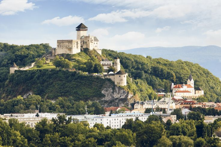 Trencin - Slovaquie