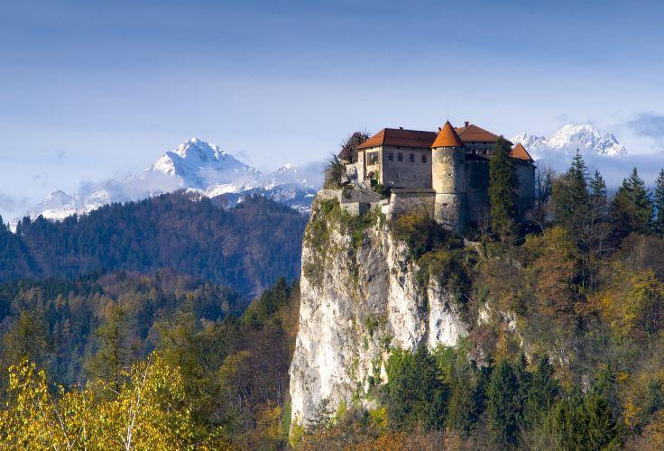 Château de Bled - Haute-Carniole - Slovénie