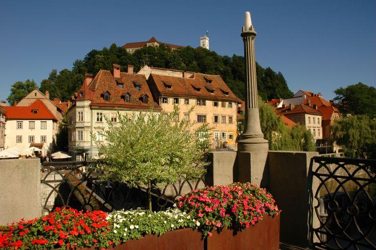 Château de Ljubljana - Slovénie