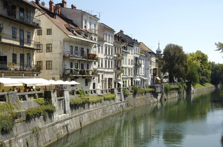 Ljubjana - Slovénie