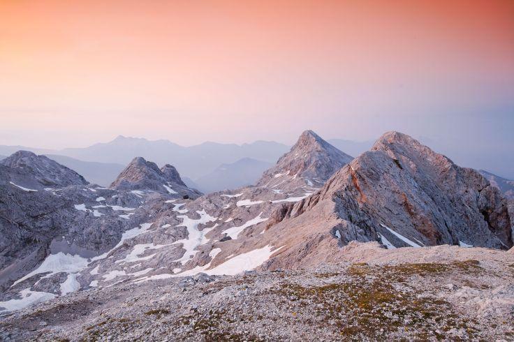 Parc national du Triglav - Alpes Juliennes - Slovénie